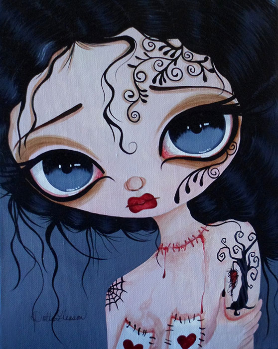 Alice Sweet Alice - Canvas Giclee
