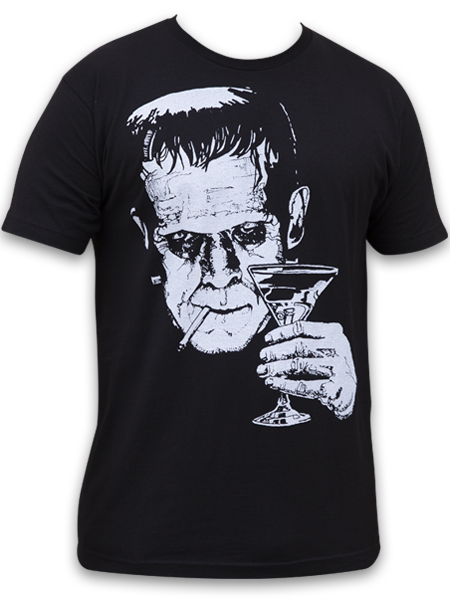 Mens Monster Martini Tee