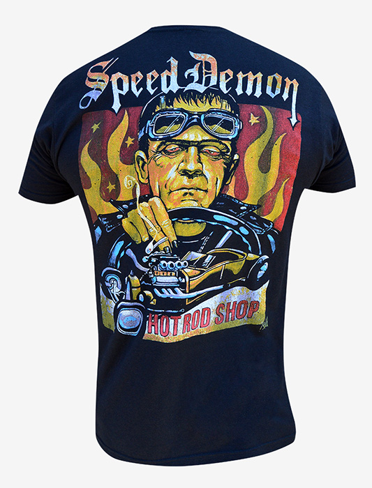 Mens Speed Demon Tee