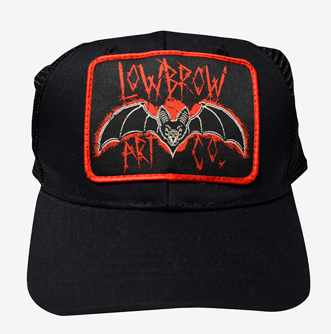 Bat Patch - Trucker Hat